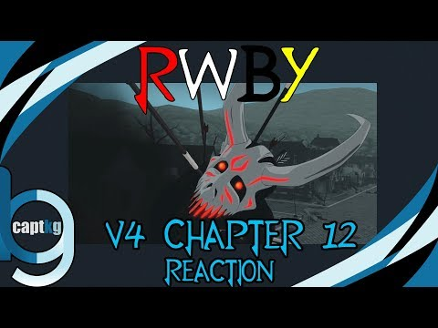 Rwby Volume 4 Chapter 12 - Reaction W/ Jordie