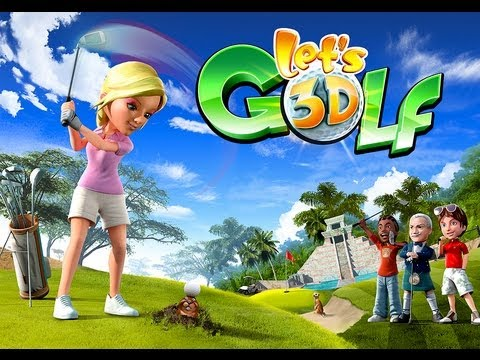 preview-Let\'s Golf 3D Review (Kwings)