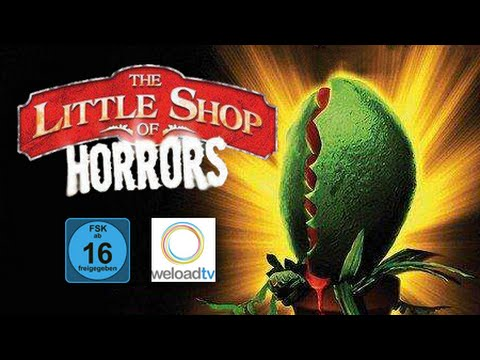 USA: The Little Shop of Horrors - mit Jack Nicholson (1960, Komödie - Horror | deutsch)