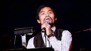 Video Manny Pacman Pacquiao - Bilog ang Mundo HD (Live Lake Tahoe) MP3, 3GP, MP4, WEBM, AVI, FLV Juli 2018