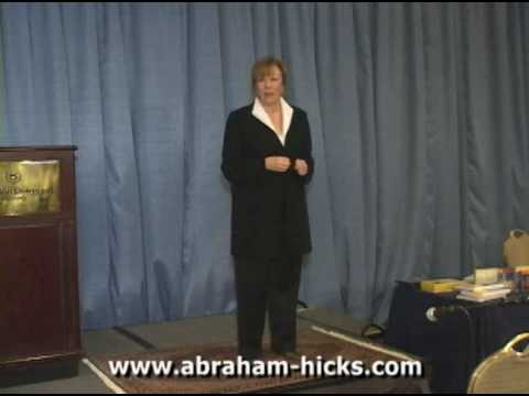 Abraham: THE LAW OF ATTRACTION - Part 2 of 5 - Esther & Jerry Hicks