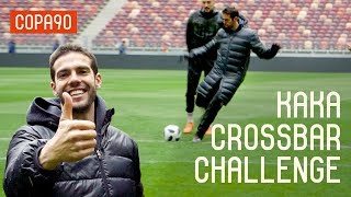 Video Special Edition Kaka Crossbar Challenge MP3, 3GP, MP4, WEBM, AVI, FLV Juni 2018