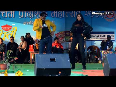 बिराज भट्ट By Sanglo Muvie Song Charile kafal tipyo Biraj Batta
