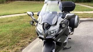 8. 2013 Yamaha FJR1300 Walkaround