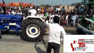 Super tractor tochan mukabla