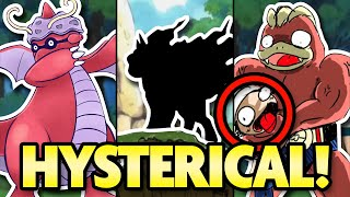 These POKEMON FUSIONS Will Make you LAUGH! (I Promise) by aDrive