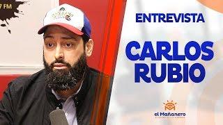 Carlos Rubio TEME por su VIDA
