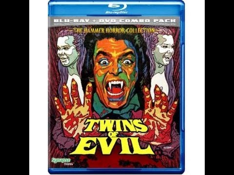 """Twins Of Evil"" Synapse Films Blu-ray Review"