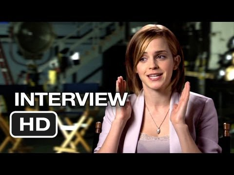 This Is the End Interview - Emma Watson (2013) - James Franco Movie HD