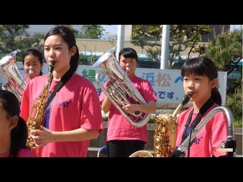 三方原中学校 吹奏楽部 「J-BEST'17」