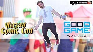 Comic Con Good Game Warsaw - relacja