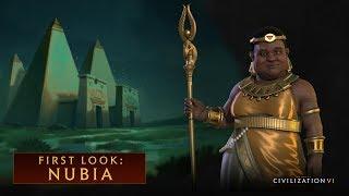 CIVILIZATION VI – First Look: Nubia