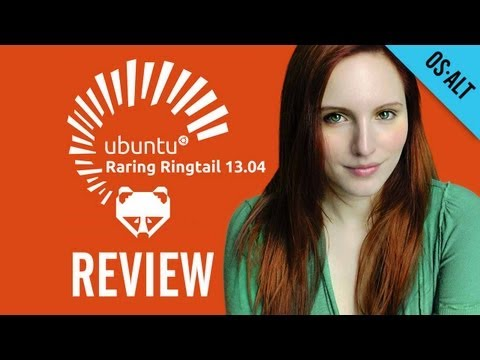 review - After 6 months of waiting, Ubuntu 13.04 (Raring Ringtail) is finally here! But is it worth the install? Watch my review to find outl. || Add me here: https:/...