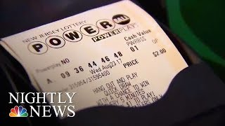 The drawing for the second largest Powerball jackpot in history is approaching, and thousands of people are lining up to purchase...