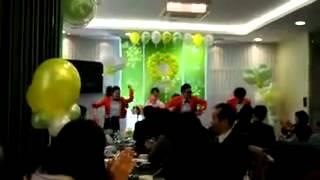 Bi Bi Party- Nổi Bật Với Màu Vàng Và Xanh Lá Với Party Của Bé.mp4