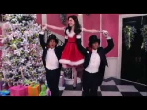 Tekst piosenki Big Time Rush - All I want for Christmas is you    feat.Miranda Cosgrove po polsku