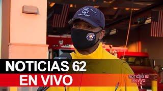 Alarma por incendio en Santa Clarita – Noticias 62 - Thumbnail