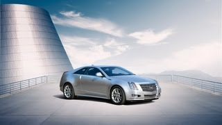 Real World Test Drive 2011 Cadillac CTS Coupe