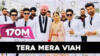 Video Tera Mera Viah : Jass Manak | KV Dhillon Marriage | Davy | Wedding Video download in MP3, 3GP, MP4, WEBM, AVI, FLV January 2017