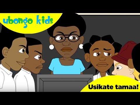 Ubongo Kids Webisode 47 - Ustahimilivu | Katuni za Elimu kwa Kiswahili