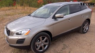 2013 Volvo XC60 T6 AWD First Drive&Review