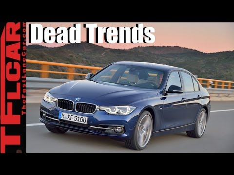 Top 5 Established Automotive Trends Well Past Their Prime