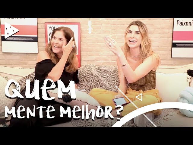 NAMOREI DOIS AO MESMO TEMPO FT MINHA MÃE - Julia Faria