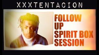 Video XXXTENTACION SPIRT BOX - FOLLOW UP...SAYS HE FOUND THE LIGHT! MP3, 3GP, MP4, WEBM, AVI, FLV Oktober 2018