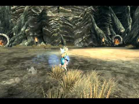 Dragon Nest - Sword Master - Magic tree