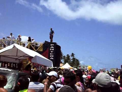 Equipe Dirmantelo, Seeway No Pontal do Peba em Piaçabuçu-AL .