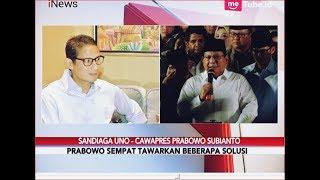 Video Anies Tegas Menolak, Sandiaga Uno BLAK-BLAKAN Dirayu Prabowo Part 01 - #2P#GP 10/08 MP3, 3GP, MP4, WEBM, AVI, FLV Agustus 2018