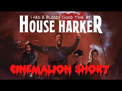 CinemaLion Short - I Had a Bloody Good Time at House Harker