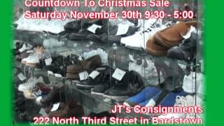JT's Consignments in Bardstown