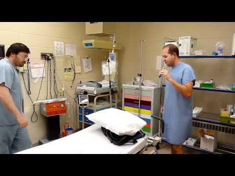J. Stevens Gets A Prostate Exam!