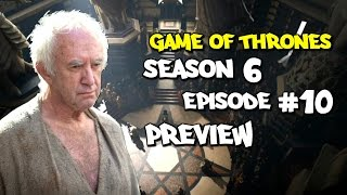 Game of Thrones Season 6: Episode #10 Preview The Winds of Winter Here's my latest video which preview the final episode of Season 6 Episode # 10 of HBO's Ga...