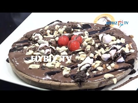 Delicious Chocolate Cake-The Chocolate Room