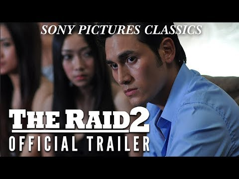 The Raid 2: Berandal Internet Trailer