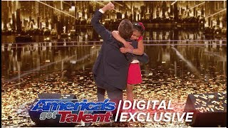 "Angelica Hale is going straight to the live shows!! Hear what she has to say about earning Chris Hardwick's Golden Buzzer.» Get The America's Got Talent App: http://bit.ly/AGTApp» Subscribe for More: http://bit.ly/AGTSub» Watch America's Got Talent Tuesdays 8/7c on NBC!» Watch Full Episodes Free: http://bit.ly/AGTFullEpisodes» See Howie Join a Dance Troupe!: http://bit.ly/2r6yU0yAMERICA'S GOT TALENT ON SOCIALLike AGT: https://www.facebook.com/agtFollow AGT: https://twitter.com/agtAGT Tumblr: http://nbcagt.tumblr.com/AGT Instagram: http://instagram.com/agtIn season 12, NBC's America's Got Talent follows Simon Cowell, Heidi Klum, Mel B and Howie Mandel in their talent search, showcasing unique performers from across the country. Find America's Got Talent trailers, full episode highlights, previews, promos, clips, and digital exclusives here. NBC ON SOCIALLike NBC: http://Facebook.com/NBCFollow NBC: http://Twitter.com/NBCNBC Tumblr: http://NBCtv.tumblr.com/NBC Pinterest: http://Pinterest.com/NBCtv/NBC Google+: https://plus.google.com/+NBCYouTube: http://www.youtube.com/nbcNBC Instagram: http://instagram.com/nbcABOUT AMERICA'S GOT TALENTWith the talent search open to acts of all ages, ""America's Got Talent"" has brought the variety format back to the forefront of American culture by showcasing unique performers from across the country. The series is a true celebration of the American spirit, featuring a colorful array of singers, dancers, comedians, contortionists, impressionists, jugglers, magicians, ventriloquists and hopeful stars, all vying for their chance to win America's hearts and the $1 million prize.Angelica Hale Chats About Winning Chris Hardwick's Golden Buzzer - America's Got Talent 2017https://youtu.be/lmqmenCfmIkAmerica's Got Talenthttp://www.youtube.com/user/americasgottalent"