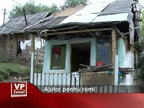 Ajutor pentru romi