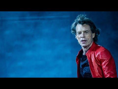 Tournee verschoben: Mick Jagger muss am Herzen operie ...
