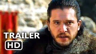 GAME OF THRONES Season 7 Finale Official Trailer (2017) GOT, Season 7 Episode 7, TV Show HD © 2017 - HBO Comedy, Kids ...