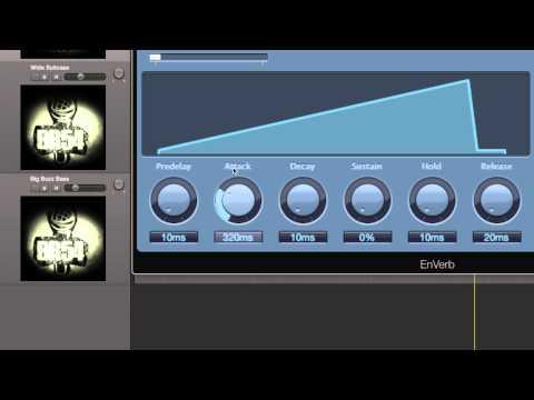 Logic Pro X Deutsch - Reverb Tutorial 1/4 (Enverb) - Logic X Tutorial 68