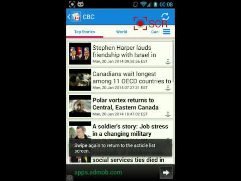 Video of News Canada