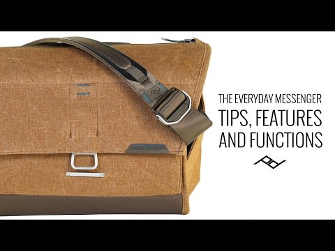 The Everyday Messenger: Tips, Features & Functions from Head Designer Art Viger