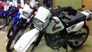 9. 2012 Suzuki DR 200 SEL - Dual Sport Quick Review