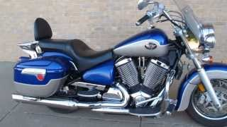 10. 2003 Victory V-92 Touring bike, Scratch and dent special, needs to be serviced