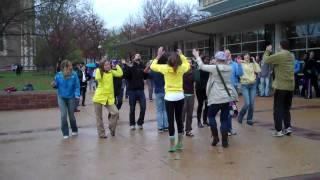 Flash Mob Dance at Washington University