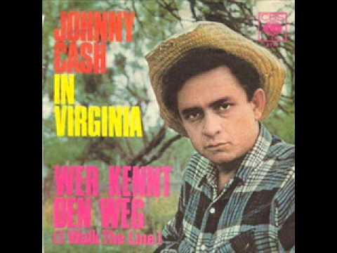 Johnny Cash in German?