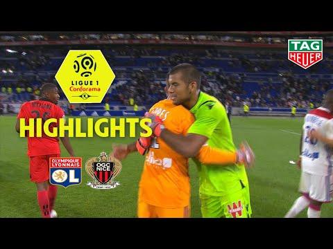 Olympique Lyonnais - OGC Nice ( 0-1 ) - Highlights - (OL - OGCN) / 2018-19