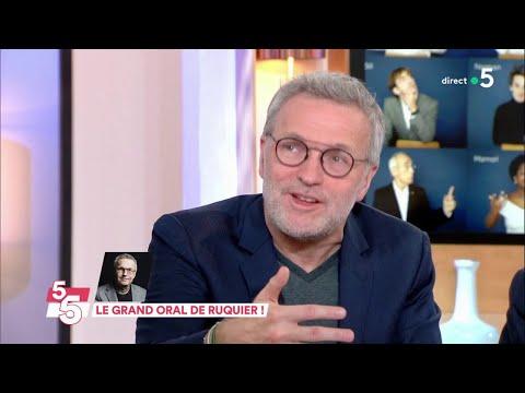 Le Grand Oral de Laurent Ruquier ! - C à Vous - 18/02/2019